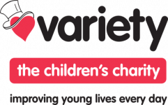 Variety - the children's charity.