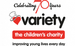 Variety, The Children's Charity.