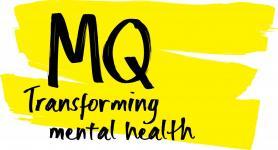 MQ Transforming Mental Health logo