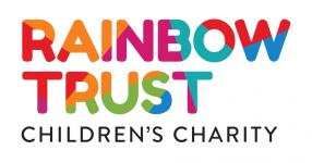 Rainbow Trust Children's Charity logo