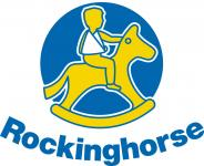 Rockinghorse Children's Charity logo