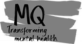 MQ Transforming Mental Health logo
