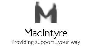 MacIntyre Womaston School logo