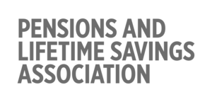 Pensions and Lifetime Savings Association logo