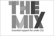 The Mix (formerly Get Connected) logo