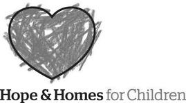 Hope and Homes for Children logo